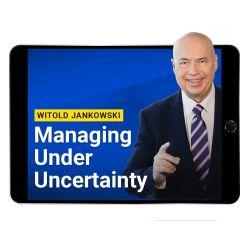 Szkolenie online ICAN Business Advisor - Managing Under Uncertainty