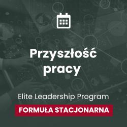 """Konferencja """"Przyszłość Pracy"""" Formuła stacjonarna, 3 lutego 2022r. Gość specjalny: Aric Dromi"""