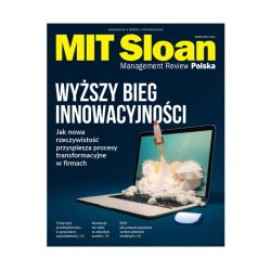 Magazyn MIT Sloan Management Review Polska nr 6/2020