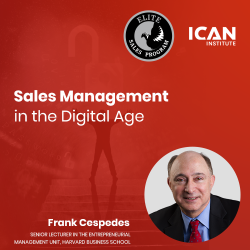 Nagranie z konferencji ESP prof. Franka Cespedesa: Sales Management in the Digital Age