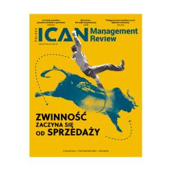 Magazyn ICAN Management Review nr 8 kwiecień/maj 2021