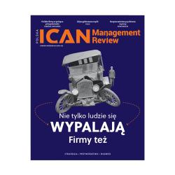Magazyn ICAN Management Review nr 10 sierpień/wrzesień 2021