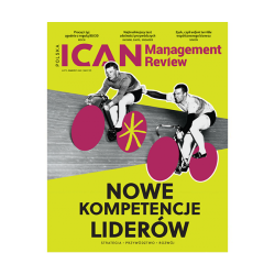 Magazyn ICAN Management Review nr 7 luty/marzec 2021