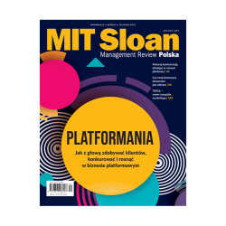 Magazyn MIT Sloan Management Review Polska nr 9/2021