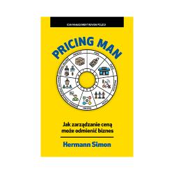 Pricing Man. Jak zarządzanie ceną może odmienić biznes - ebook