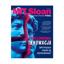 Magazyn MIT Sloan Management Review Polska nr 5/2020
