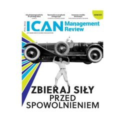 Magazyn ICAN Management Review nr 1 luty/marzec 2020