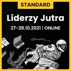 """II Kongres Ican Management Review"""" Liderzy Jutra, 27-28.10.2021 – pakiet STANDARD"""