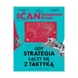 Magazyn ICAN Management Review nr 6 grudzień/styczeń 2021
