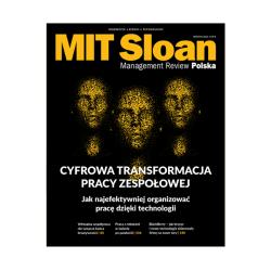 Magazyn MIT Sloan Management Review Polska nr 8/2021